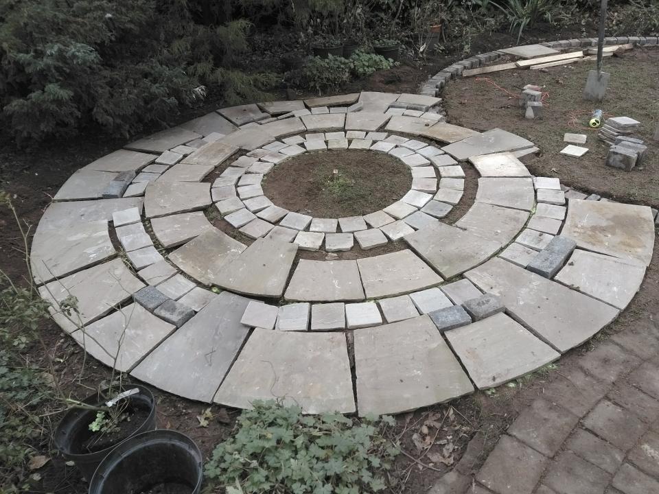 Garden of thyme