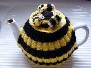 My Winter Tea Cosies