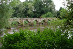 Lovely Local Bridge (Bridleway)